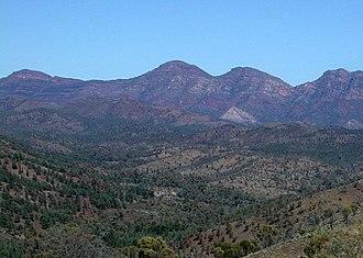 St Mary Peak - Image: St Mary Peak 4