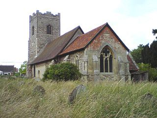 Kirton, Suffolk Human settlement in England