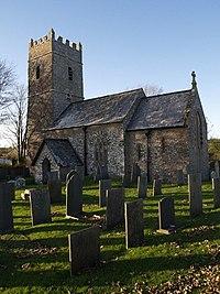 St Thomas a Becket church, Newton Tracey - geograph.org.uk - 599136.jpg