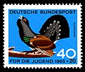 Stamps of Germany (BRD) Jugendmarke 1965 40 Pf.jpg