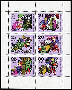 Stamps of Germany (DDR) 1970, MiNr Kleinbogen 1545-1550.jpg