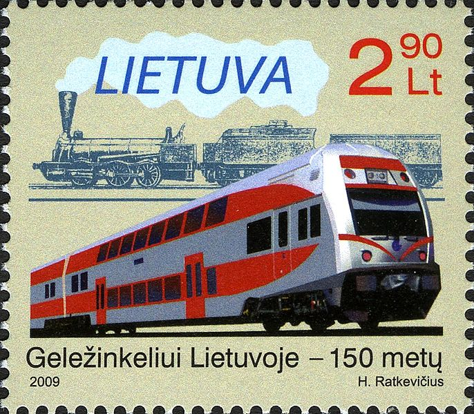 Vaizdas:Stamps of Lithuania, 2009-28.jpg
