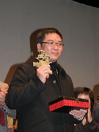 Stanley Kwan - Image: Stanley Kwan 01