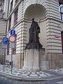 Staré Město, nová radnice, rabbi Löw.jpg