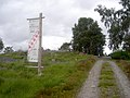Start of Laggan Wolftrax Red Cycle Trail - geograph.org.uk - 510513.jpg