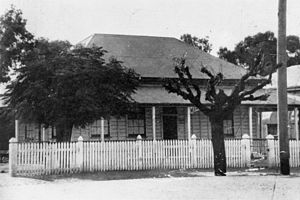 Shire of Murweh - Murweh Shire Council Chambers, 1933