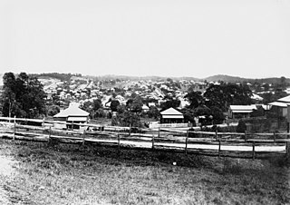 Lutwyche, Queensland Suburb of Brisbane, Queensland, Australia