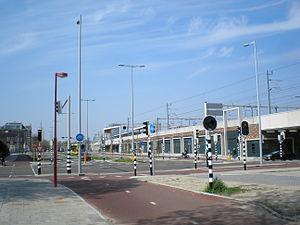 Utrecht Vaartsche Rijn railway station - Station Utrecht Vaartsche Rijn