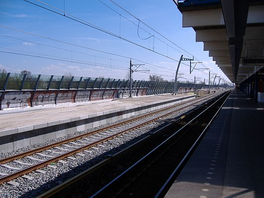 Amsterdam Holendrecht station