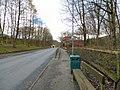 Station Road, Micklehurst (geograph 4835690).jpg
