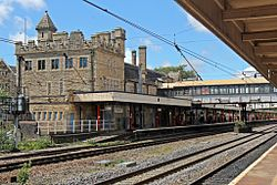 Station building, Lancaster railway station (geograph 4499759).jpg