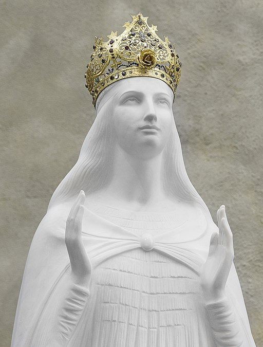 Statue of Our Lady Knock Shrine