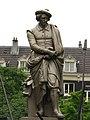 Statue of Rembrandt on Rembrandtplein (540017076).jpg