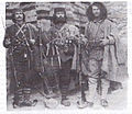 Stavro Tzavela Toma Yanakov and Trayko Todev.jpg