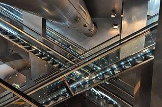 Art Stations of the Naples Metro - Garibaldi station