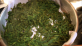 Steaming jungjak tea leaves.png