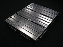 Galvanise Steel Pallet