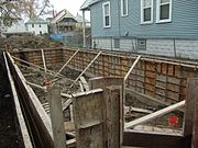Steel and Plywood Formwork