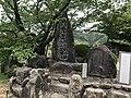 Stele on site of house of Takasugi Shinsaku.jpg