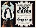 Step on It! (1922) lobby card.jpg