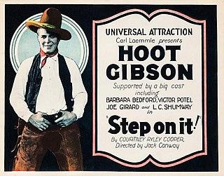 <i>Step on It!</i> (film) 1922 film