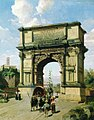 Stepan Bakalovich Arch of Titus, Rome.jpg