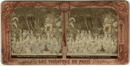 Stereokort, Les étrangleurs de l'Inde 9, Ballet des poignards - SMV - S21a.tif