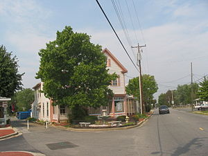 Stevensville, Maryland - Another view of downtown Stevensville