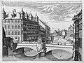 Stich - Viatishaus und Barfüßerbrücke - Nürnberg - um 1700.jpg