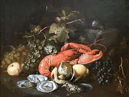 Still life fruit lobster Alexander Coosemans.jpg