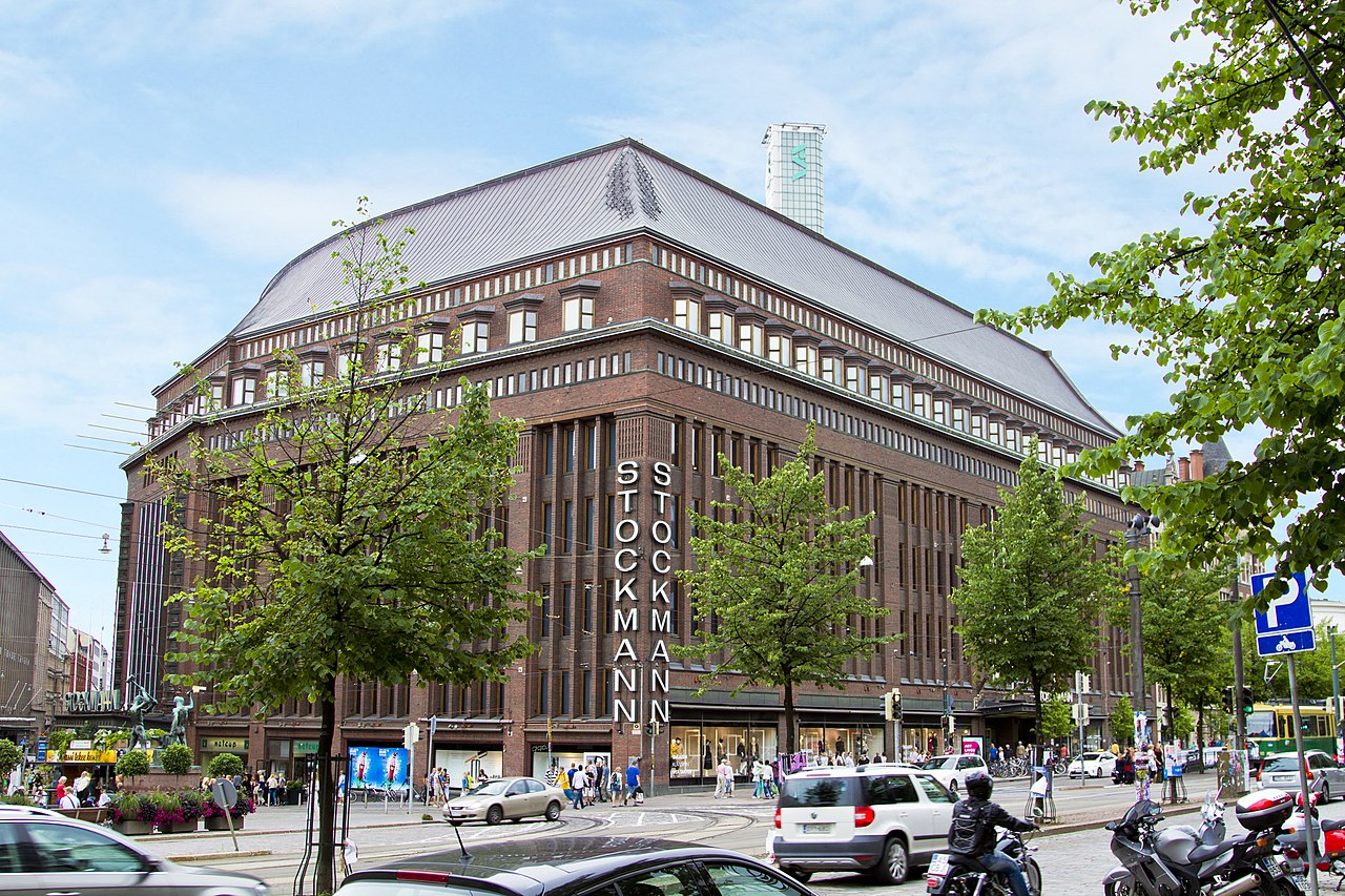 Stockmann Tampere Laukut : File stockmann helsinki g wikimedia commons