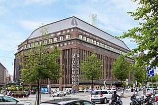 Stockmann, Helsinki centre department store