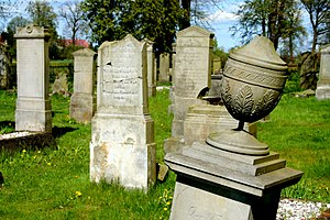 Olędrzy - A historical Mennonite cemetery in Stogi, Pomerania, Poland