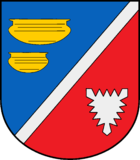 Coat of arms of the municipality of Stolpe