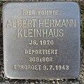 Stolperstein Bad Bentheim Sieringhoeker Weg Albert Hermann Kleinhaus.JPG