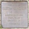 Stolperstein HB-Fliederstrasse 41a - Gustav Lundner - 1908.jpg