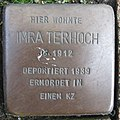 Stolperstein Imra Terhoch in Beckum.nnw.jpg