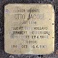 Stolperstein Kantstr 59 (Charl) Otto Jacobi.jpg