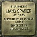 Stolperstein Verden - Hans Spanier (1901).jpg