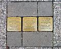 Stolpersteine Esch-Alzette, 23 rue de l'Alzette 01.jpg