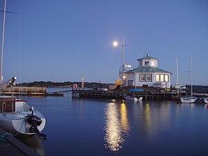 Strömstad - Image: Strømstad Marina, Sweden