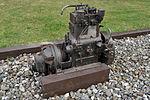 Stralsund, Nautineum, Zweizylinder-Dieselmotor MWM (2013-07-30), by Klugschnacker in Wikipedia.JPG