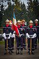 Strasbourg nécropole nationale de Cronenbourg cérémonie 1er novembre 2013 06.jpg