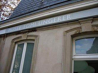 Tomi Ungerer Museum - Image: Strassburg Tomi Ungerer Museum 006