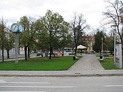 Strossmayerov trg Jastrebarsko.jpg