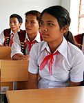 Students at Kon Ray School (5686574076).jpg