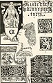 Styles of ornament, exhibited in designs, and arranged in historical order, with descriptive text. A handbook for architects, designers, painters, sculptors, wood-carvers, chasers, modellers, (14765524425).jpg