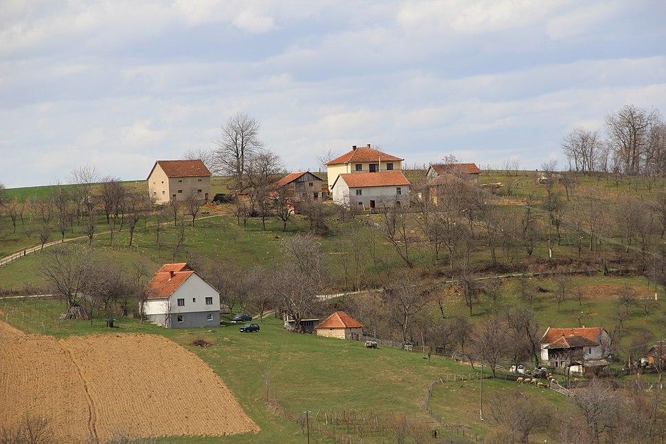 Sušica - opština Valjevo - zapadna Srbija - panorama 7