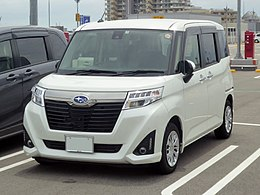Subaru JUSTY GS Smart Assist (DBA-M900F) front.jpg