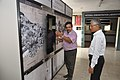 Subhabrata Chaudhuri Demonstrating NDL Facilities To Swapan Kumar Roy - NCSM - Kolkata 2016-08-22 6002.JPG
